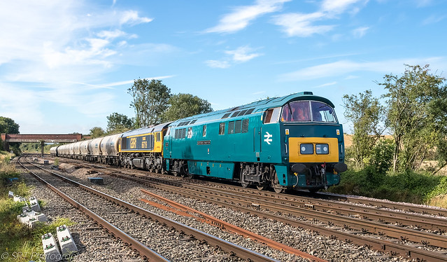 D1015 at Haresfield [6M42] 17.09.2021
