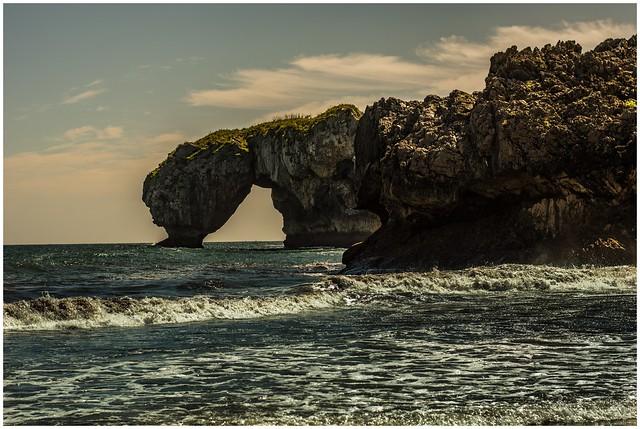 Playa de la Güelga. Explore 17/Septiembre/2021
