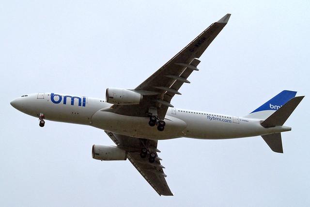 G-WWBM   Airbus A330-243 [398] (bmi British Midland) Home~G 13/07/2012