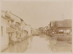 Jakarta - Scene of old Batavia I