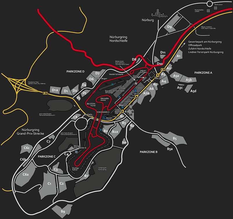 Sim Racing Expo 2021 - Location
