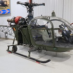 Helicopter museum