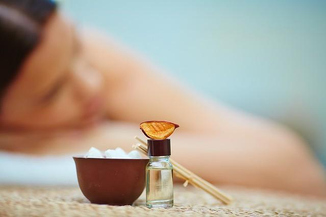 Aromatic skincare