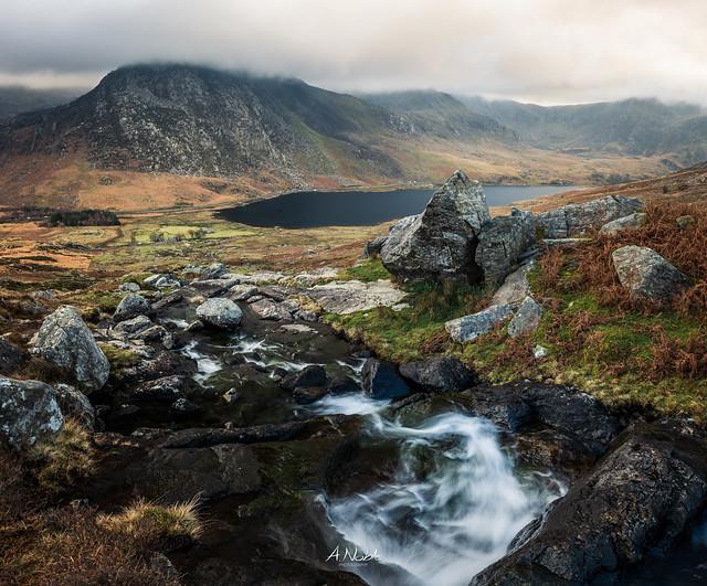 Tryfan Snowdonia - Wales