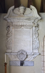 who built the vicaridge and suffered much in the Oliverian times for his loyalty to his Prince (166?)