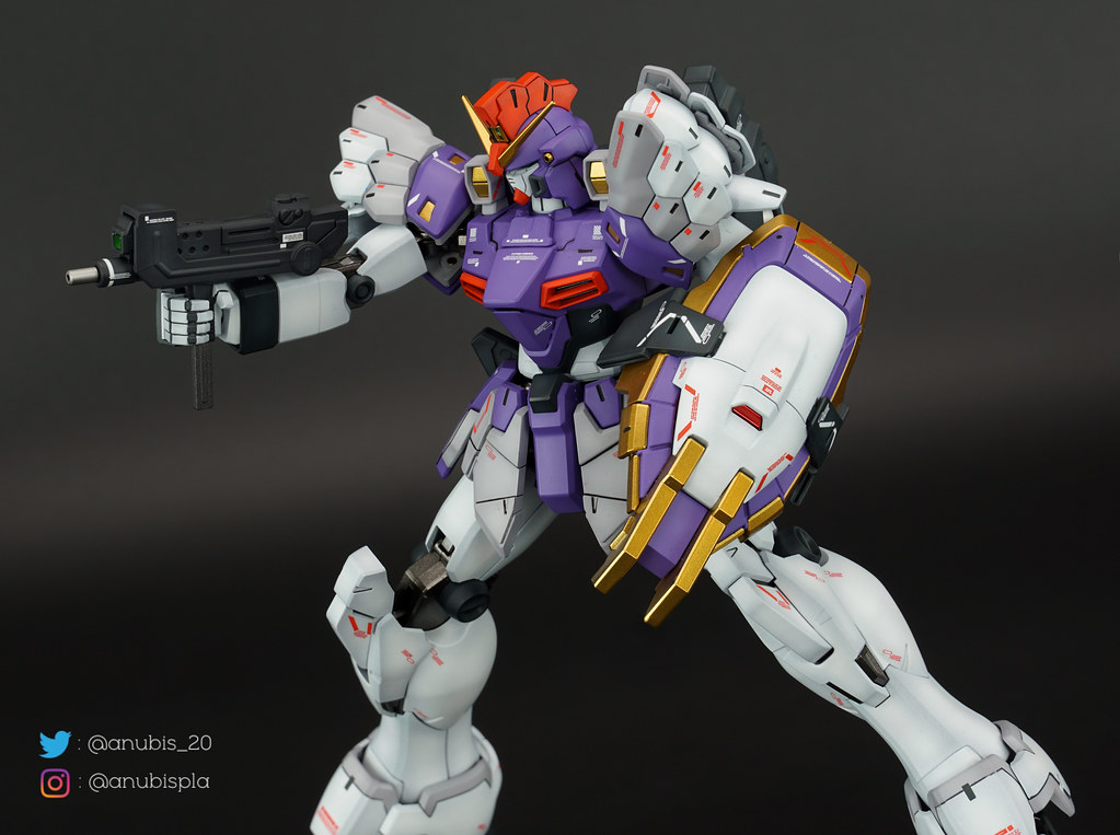 MG Sandrock Custom EW Painted Build