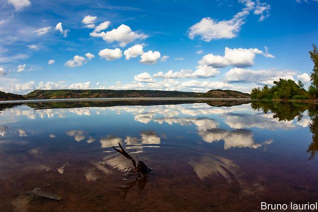 La pince - Le lac du Salagou R6 F11 v200 i100  11-09-21