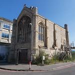 Chapel of Royal South Hants Hospital, Southampton, Hampshire - England