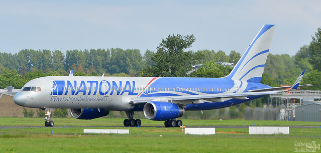 National Airlines 🇺🇸 Boeing 757-200 N567CA