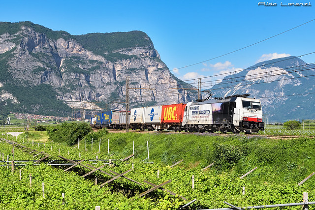 Lokomotion / Rail Traction Company 186.443