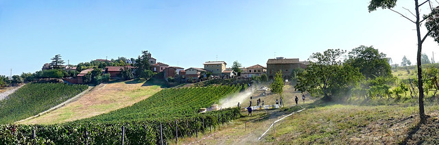 Monleale Alto (AL) - Italia - Panorama