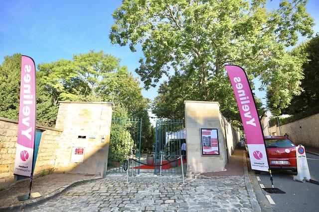 """Inauguration du Musée Maurice Denis à Saint-Germain-en-Laye"""