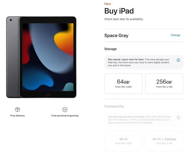 Ini Senarai Harga Jualan Ipad &Amp; Ipad Mini Terbaru Di Malaysia