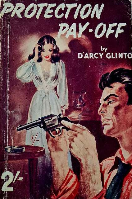 Protection Pay-Off - D'arcy Glinto - Alexander Moring Ltd - 1956