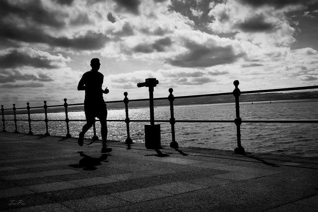 Promenade runner