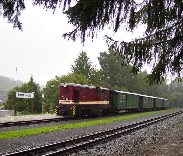 Zittauer Schmalpurbahn