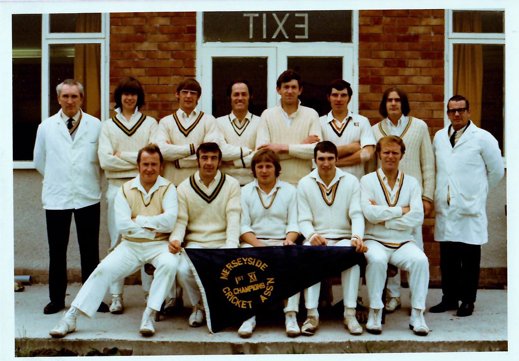 1972 1st team with League Champions pennant