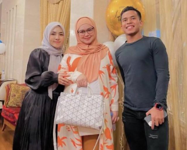 Tahniah! Bekas Pengasuh Siti Aafiyah, Dayah Zubit Kini Hamil Anak Sulung