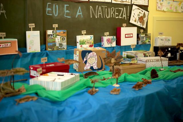 Mostra Pedagógica 2º trimestre - Prof. Débora