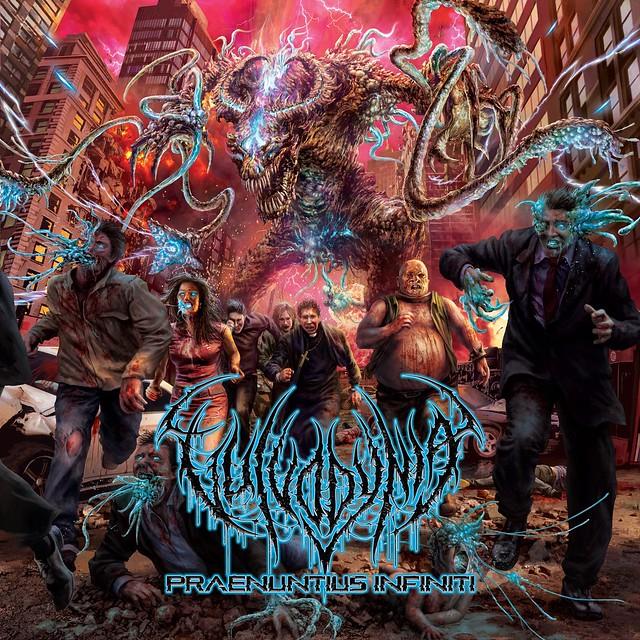 Album Review: Vulvodynia – Praenuntius Infiniti