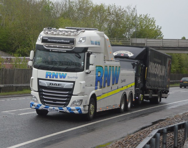 Recovery North West TO69 RNW At Welshpool