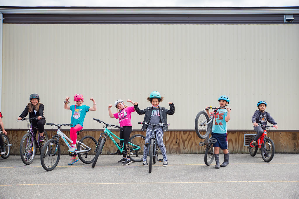 Students in grades 4 and 5 will learn biking skills and safety awareness at participating schools in Greater Victoria and along the South Coast as the fall session of Everyone Rides Grades 4-5 gets underway.