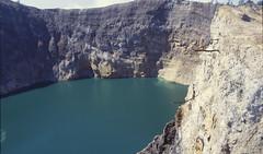 Keli Mutu Green Lake