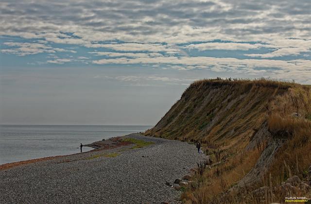 Gjerrild Klint; Dänische Ostseeküste