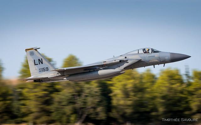 AFW21 | US Air Force McDonnell Douglas F-15C Eagle | 86-0159