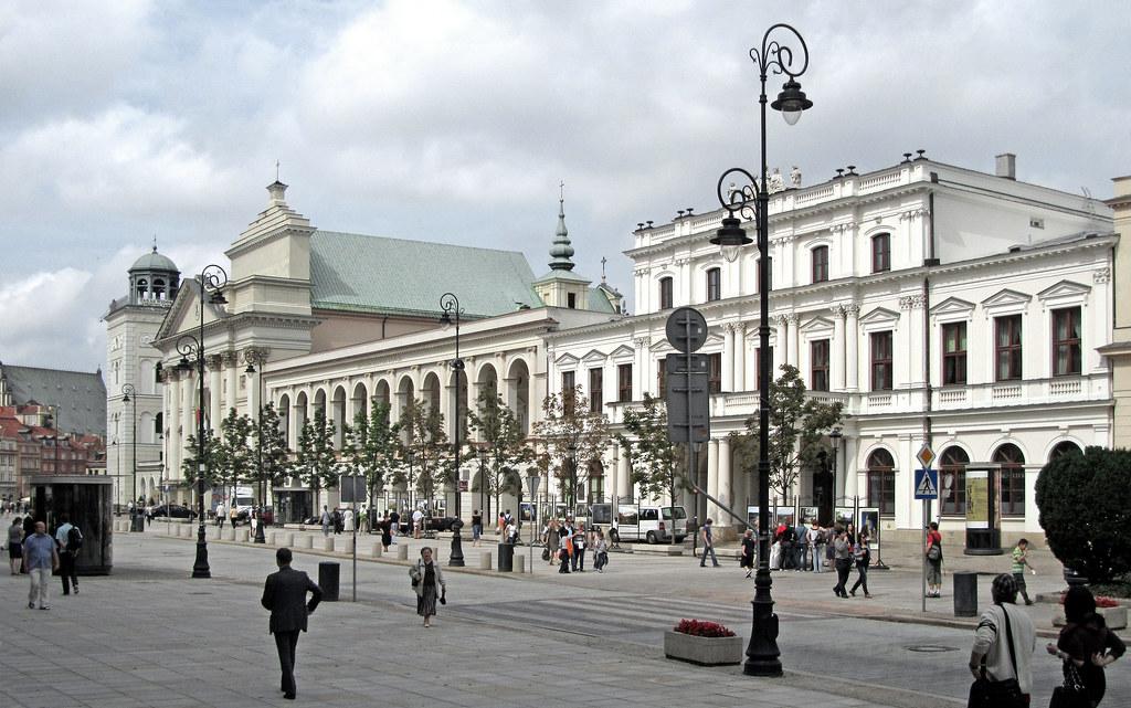 Warszawa - Krakowskie Przedmieście