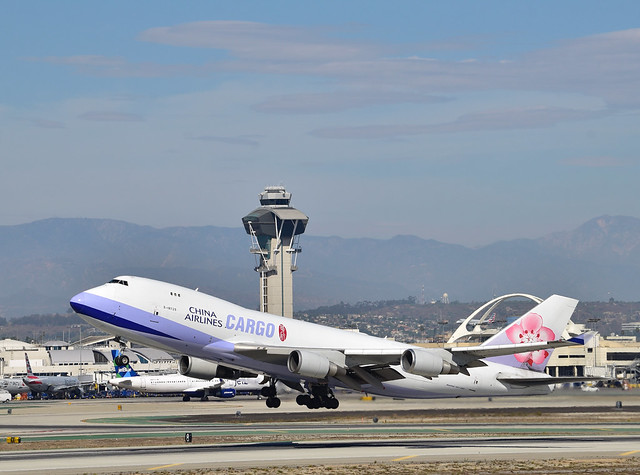 China Airlines Cargo B-18725