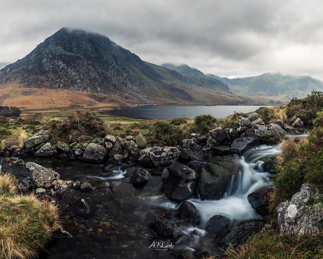 Tryfan Snowdonia - UK