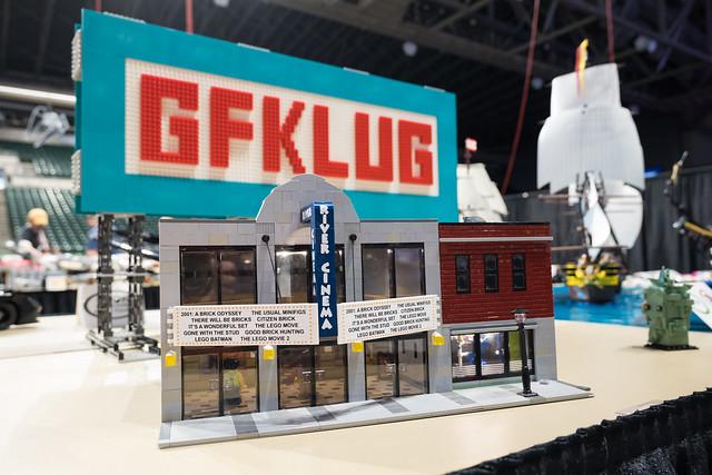 GFKLUG at Grand Forks Comic Con 2021