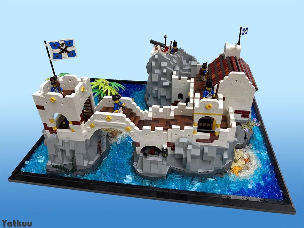 Hermit Fortress 3