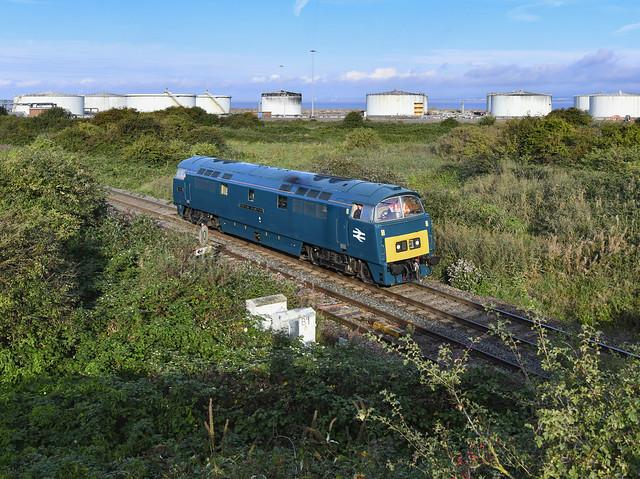 D1015 at Hallen Marsh Junction