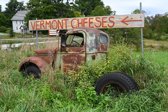Vermont Vacation, September 2021