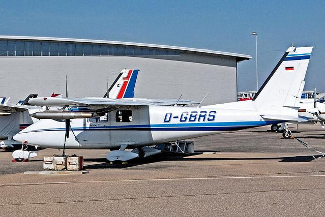 D-GBRS   Partenavia P.68B Victor [34] Stuttgart~D 22/08/2013