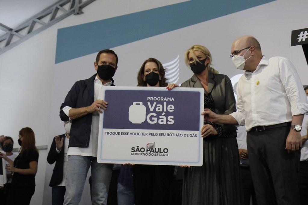 2º Evento RetomaSP+Entrega de Vouchers Vale Gás e do Alimento Solidário em Campinas