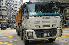 Hong Kong Transport - Trucks | TZ 7086