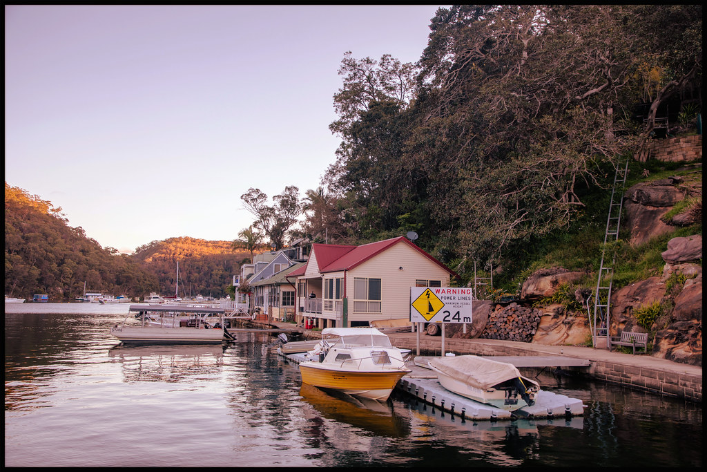 Berowra Waters, Sydney