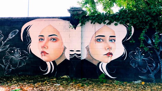 Street Art in Milan.