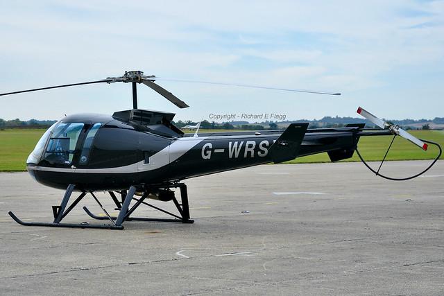 G-WRSY : Enstrom 480B at Duxford.