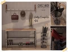 CHEZ MOI Entry Complete Set