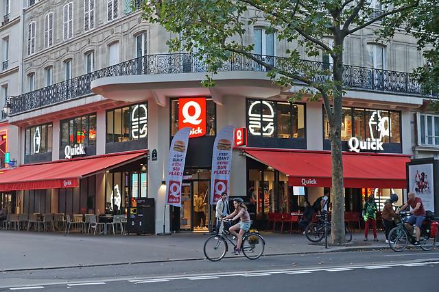 Quick Paris Sébastopol (France)