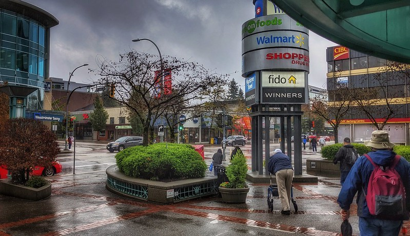 Uptown Rain