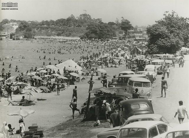 Praia de Sepetiba, 1971