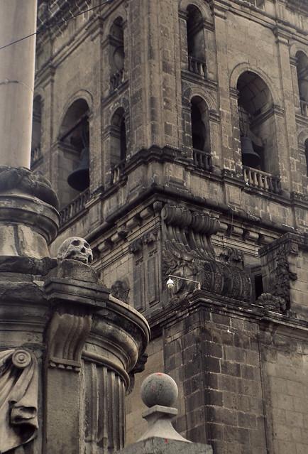 Catedral do Mexico