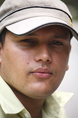 Navin Trital, operations manager for Explore Himalaya (at the time)