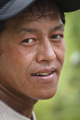 Gyanu, cook for Dunan, sweats back in hot Nepal