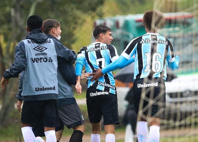 Estadual Sub-20 - Grêmio x Brasil-Pel